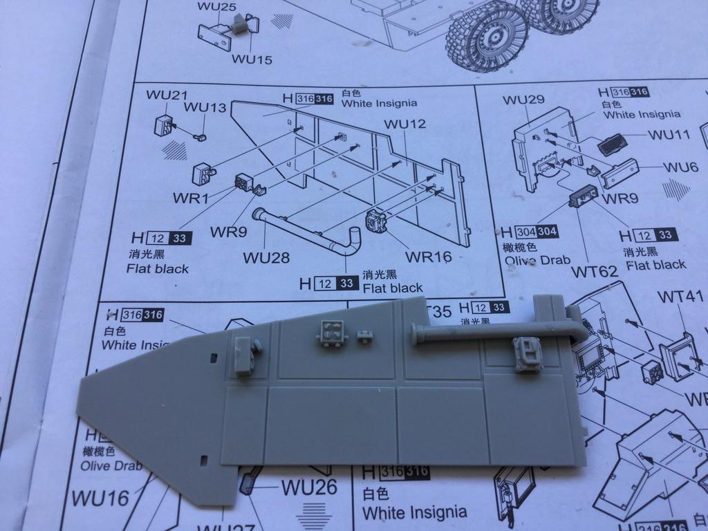 M1129 Stryker Mortar Carrier Vehicle MC-B Tumpeter 1/35 2018-031