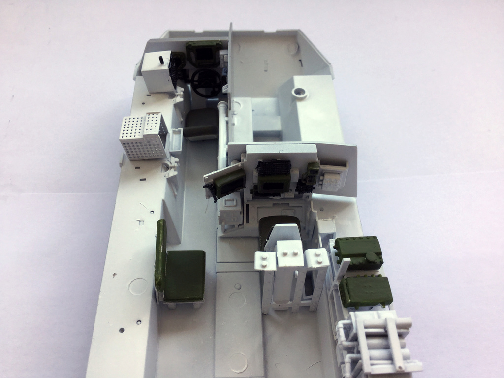 M1129 Stryker Mortar Carrier Vehicle MC-B Tumpeter 1/35 2018-034