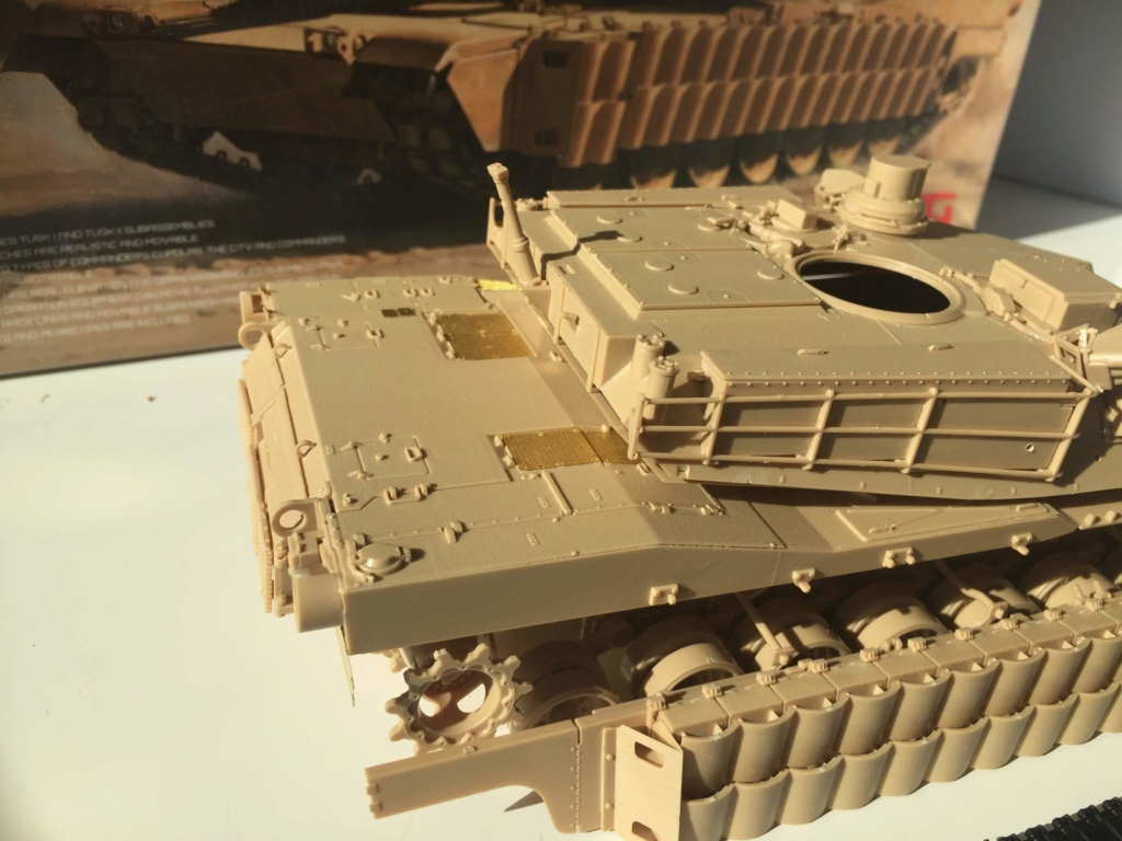M1A2 Abrams Tusk MENG 1/35 Termine - Page 2 2110