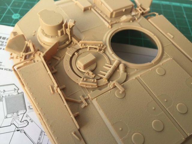 M1A2 Abrams Tusk MENG 1/35 Termine - Page 2 218