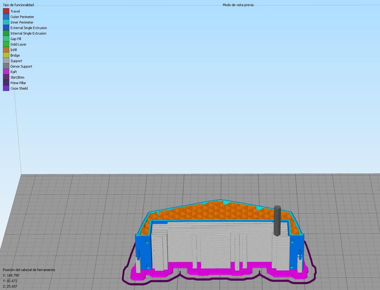 Patrouilleur fluvial  PBR MK2 1/35 - Impression 3D personnelle - Page 3 220