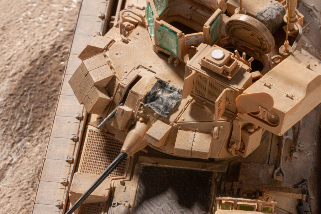 Bradley M2A3 with Busk III - Meng -1/35 TERMINE - Page 4 23510