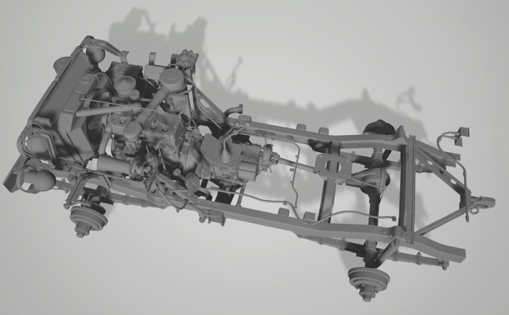 Jeep Willys en résine 3D au 1/24 et au 1/12 avec épave - Page 4 311