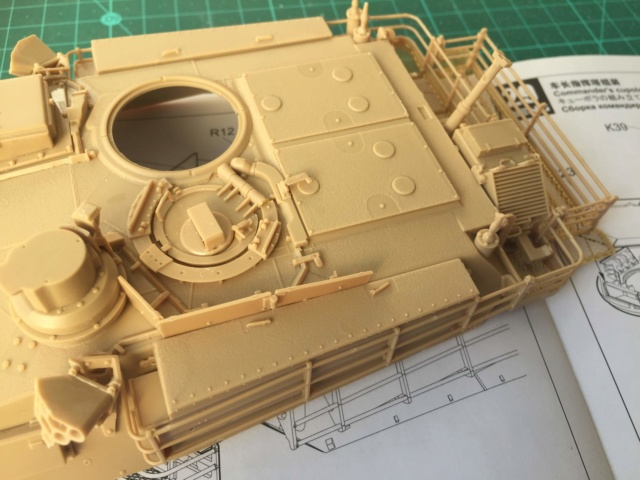 M1A2 Abrams Tusk MENG 1/35 Termine - Page 2 315
