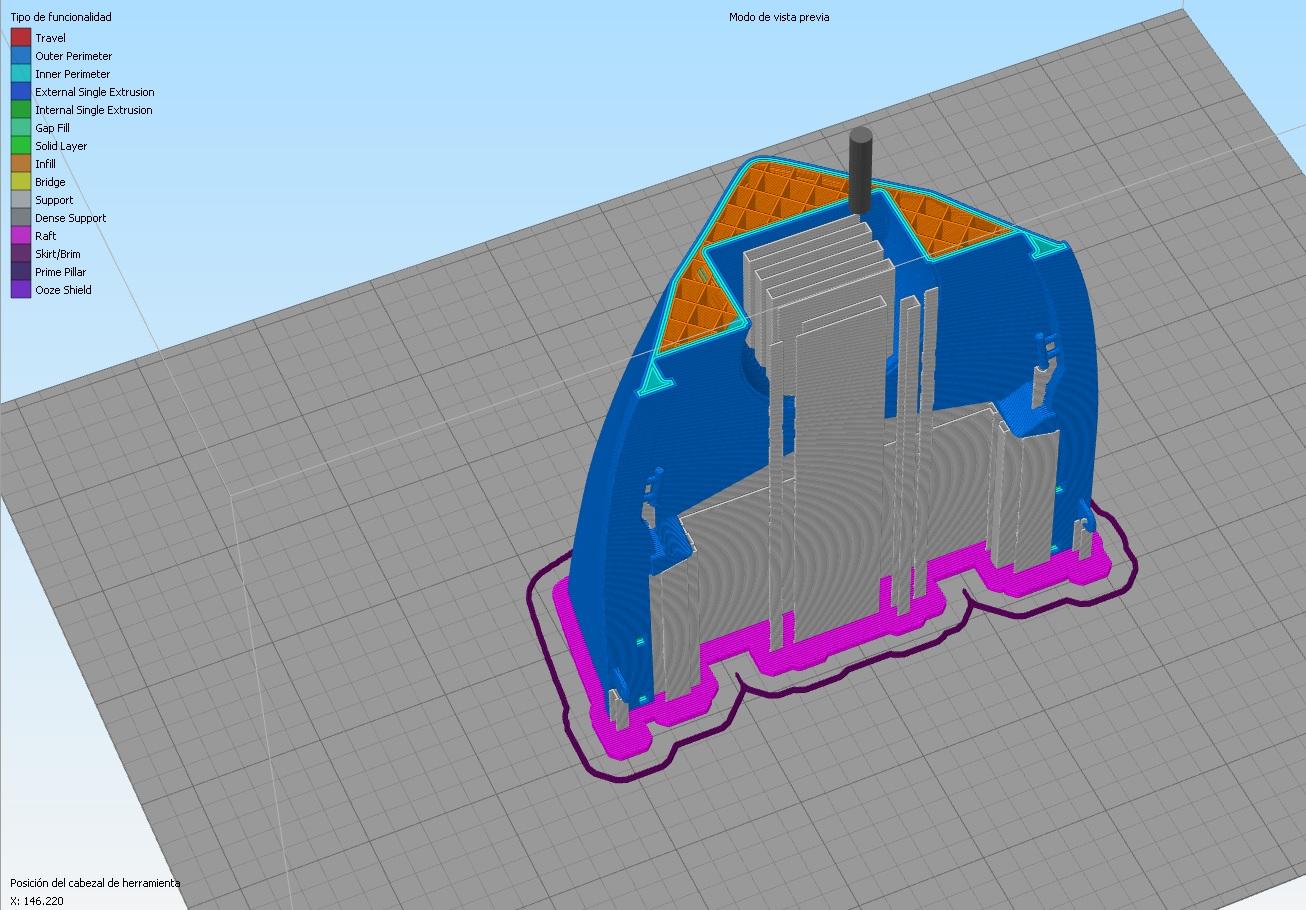 Patrouilleur fluvial  PBR MK2 1/35 - Impression 3D personnelle - Page 3 316