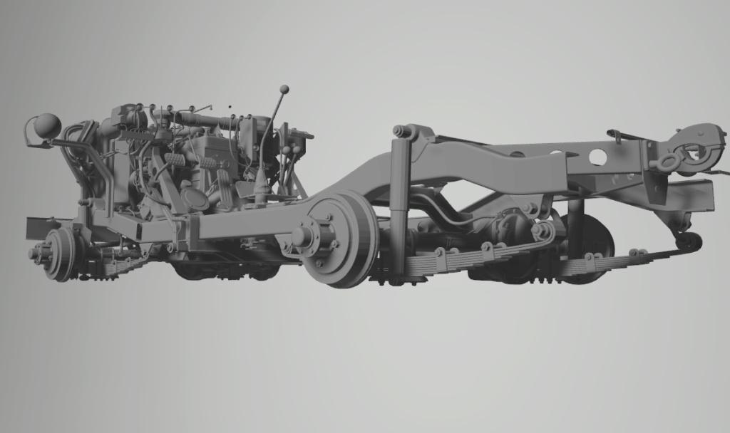 Jeep Willys en résine 3D au 1/24 et au 1/12 avec épave - Page 4 3_110