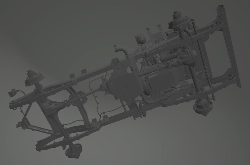 Jeep Willys en résine 3D au 1/24 et au 1/12 avec épave - Page 4 3_210