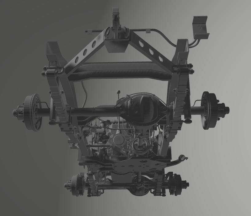 Jeep Willys en résine 3D au 1/24 et au 1/12 avec épave - Page 4 3_310
