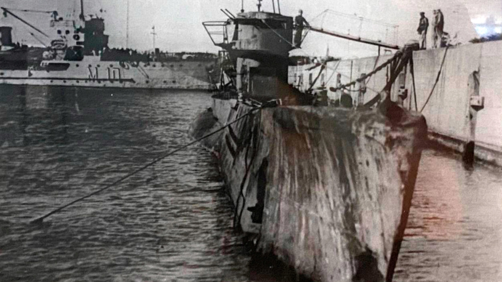 Sous-marin U-Boat VIID résine 3D au 1/100 - Page 6 3mvfyt10
