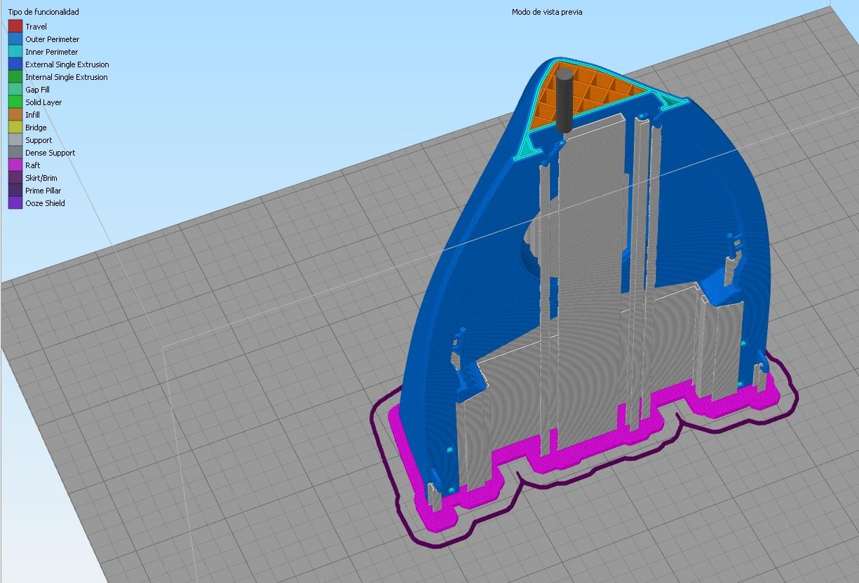 Patrouilleur fluvial  PBR MK2 1/35 - Impression 3D personnelle - Page 3 415
