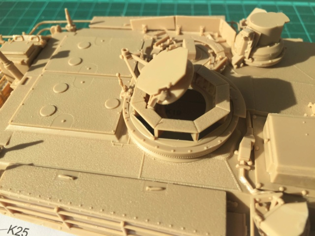 M1A2 Abrams Tusk MENG 1/35 Termine - Page 2 514