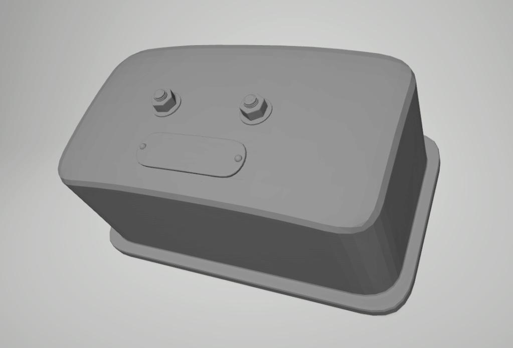 Jeep Willys en résine 3D au 1/24 et au 1/12 avec épave - Page 2 710
