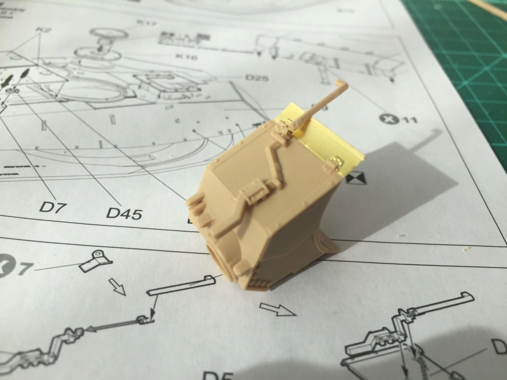 M1A2 Abrams Tusk MENG 1/35 Termine - Page 2 713