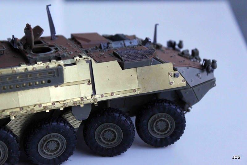 """Stryker M1131 """" Desert Storm """" Trumpeter 1/35 _mg_5811"""
