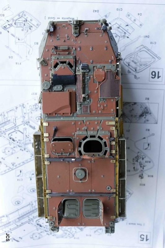 """Stryker M1131 """" Desert Storm """" Trumpeter 1/35 _mg_5816"""