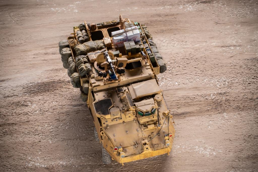 "Stryker M1131 "" Desert Storm "" Trumpeter 1/35 Termine _mg_9710"
