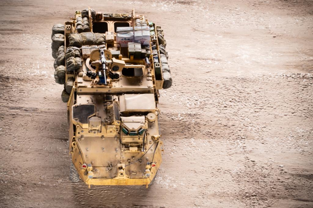 "Stryker M1131 "" Desert Storm "" Trumpeter 1/35 Termine _mg_9711"