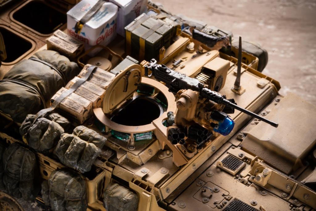 "Stryker M1131 "" Desert Storm "" Trumpeter 1/35 Termine _mg_9717"