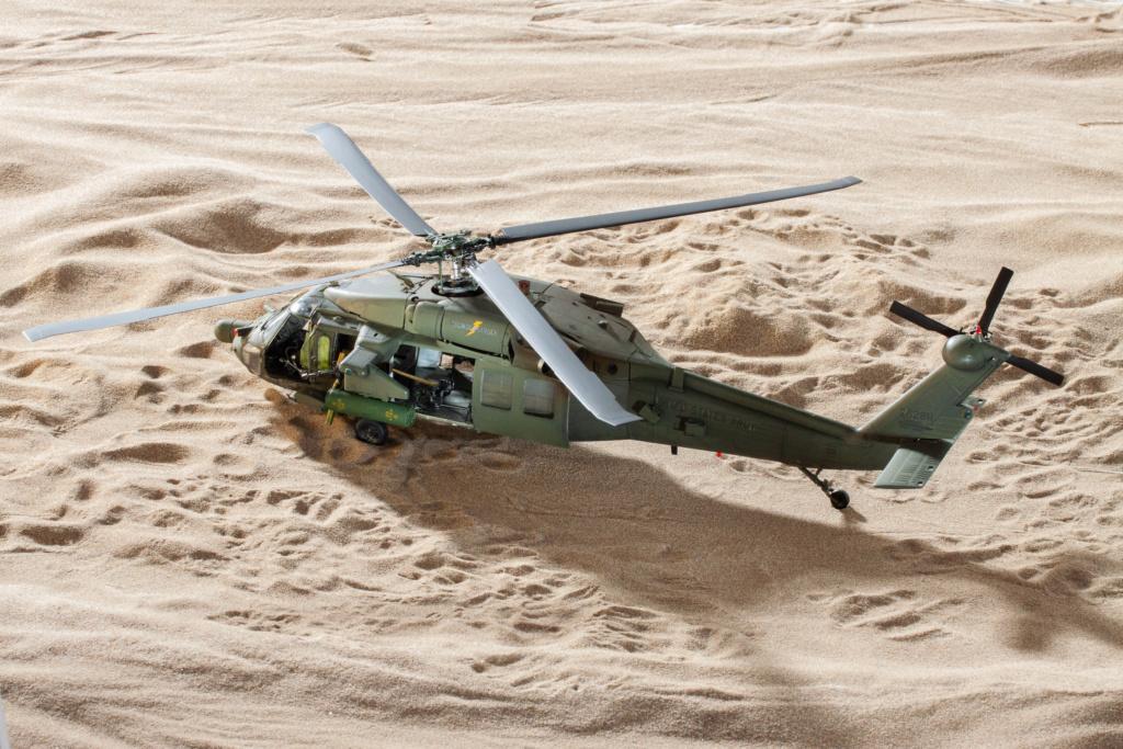 """MH-60L """" Black Hawk """" KITTY HAWK 1/35 - Page 3 _mg_9912"""