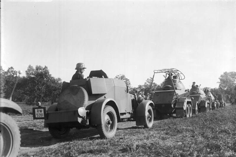 Adler Kfz.13 - Bronco - 1/35 Bundes12