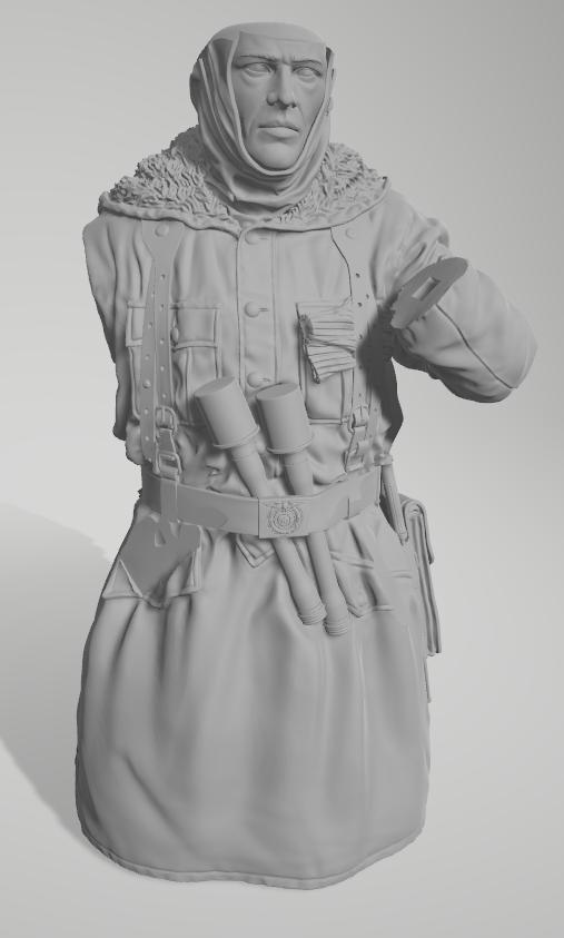 Figurines 3D Captur25
