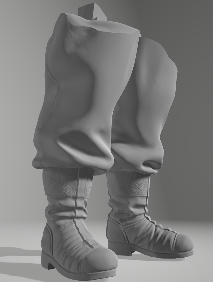 Figurines 3D Captur28