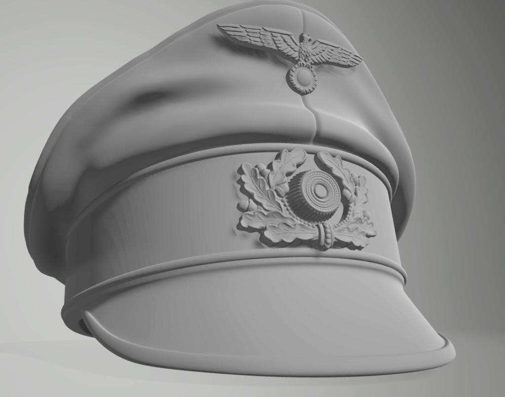 Figurines 3D Captur35