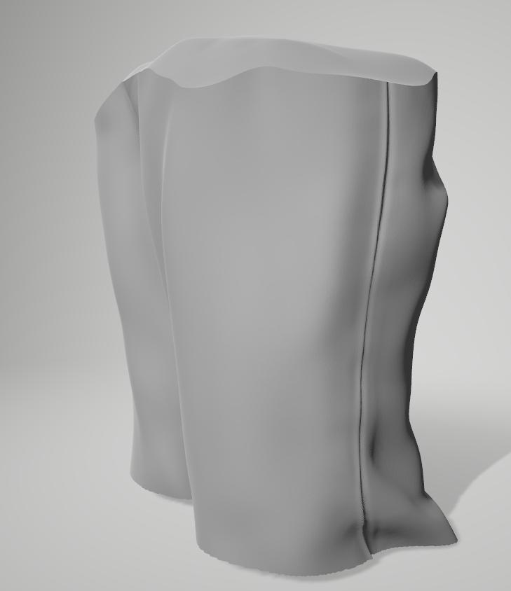 Figurines 3D Captur37