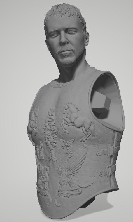 Figurines 3D Captur38
