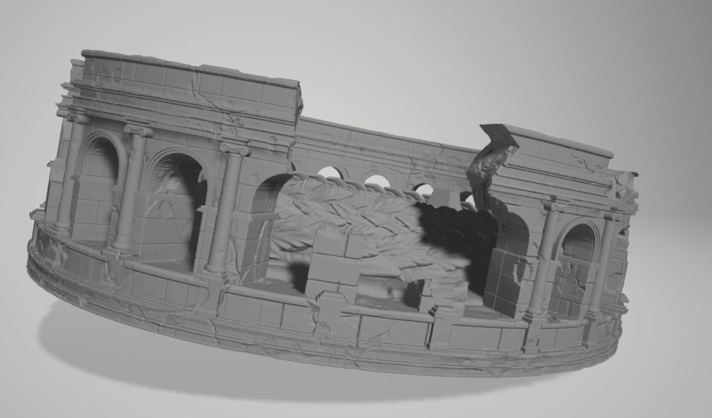 Figurines 3D Captur48