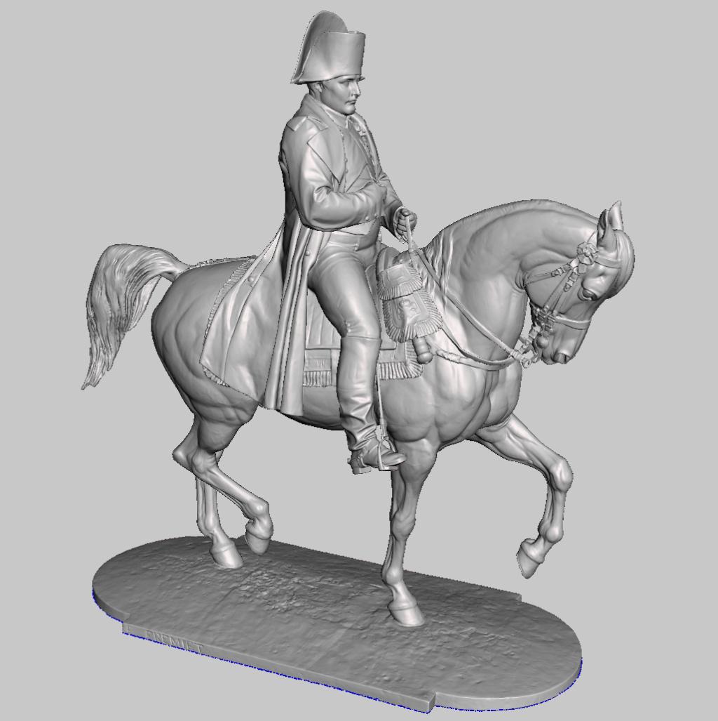 Figurines 3D Captur52