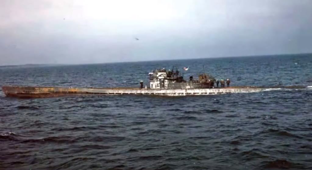 Sous-marin U-Boat VIID résine 3D au 1/100 - Page 6 Captur62
