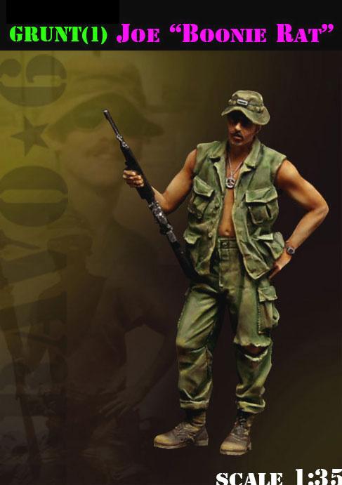 Soldats U.S Vietnam. 1/35 Verlinden Bravo 6   Fini - Page 2 Htb1pj10