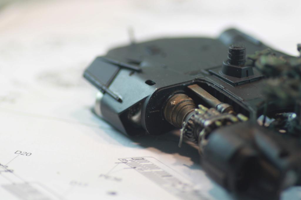 """MH-60L """" Black Hawk """" KITTY HAWK 1/35 - Page 2 Img_0066"""