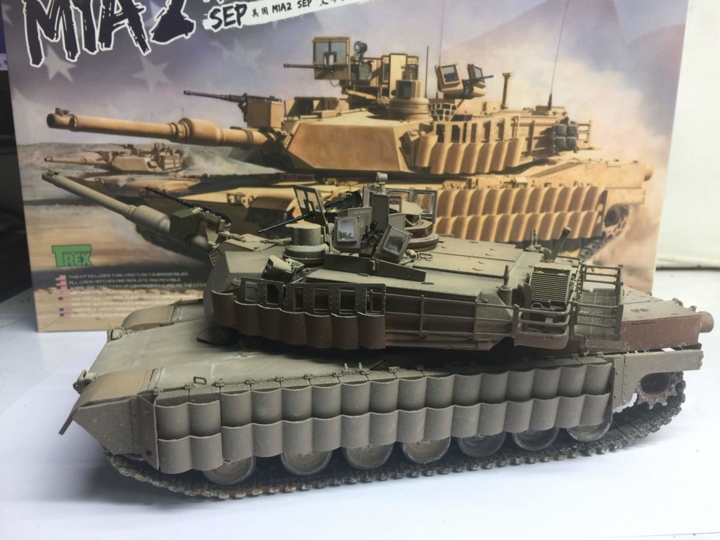 M1A2 Abrams Tusk MENG 1/35 Termine - Page 3 Img_0076