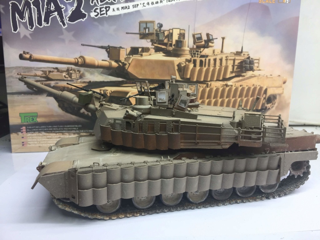 M1A2 Abrams Tusk MENG 1/35 Termine - Page 3 Img_0077