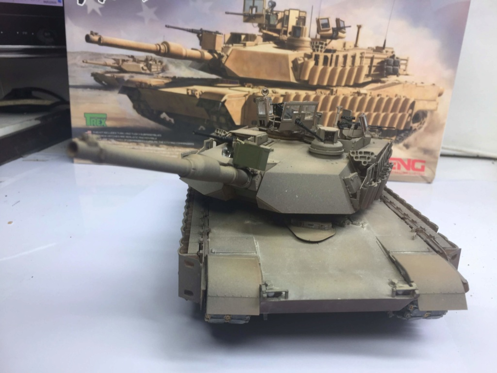 M1A2 Abrams Tusk MENG 1/35 Termine - Page 3 Img_0079