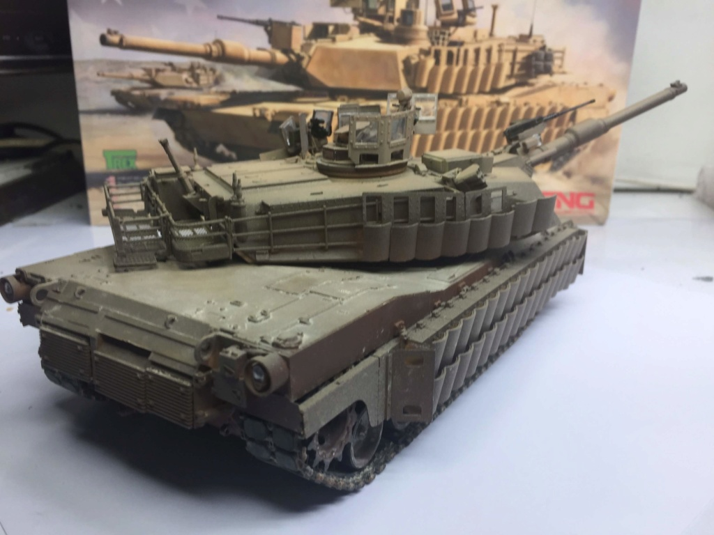 M1A2 Abrams Tusk MENG 1/35 Termine - Page 3 Img_0081