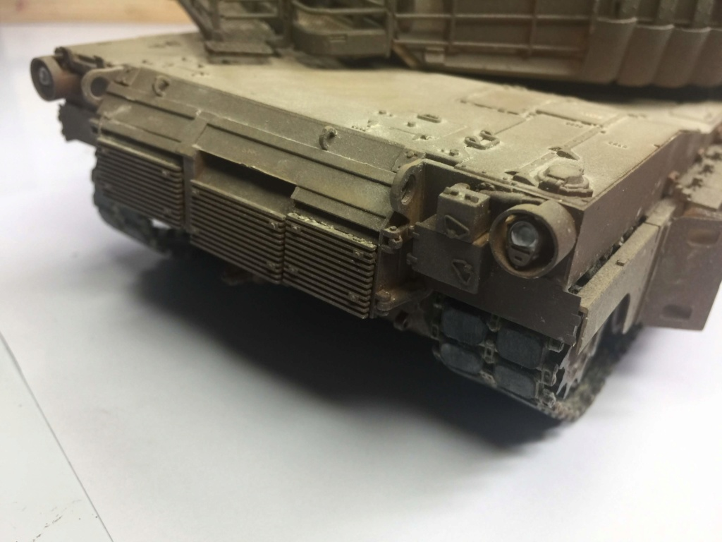 M1A2 Abrams Tusk MENG 1/35 Termine - Page 3 Img_0083