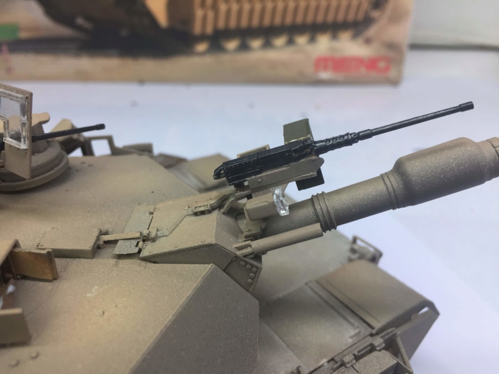 M1A2 Abrams Tusk MENG 1/35 Termine - Page 3 Img_0086