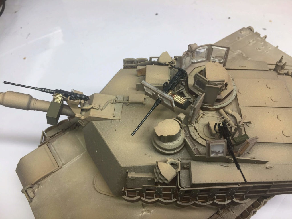 M1A2 Abrams Tusk MENG 1/35 Termine - Page 3 Img_0098