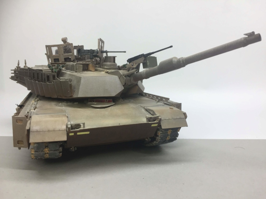 M1A2 Abrams Tusk MENG 1/35 Termine - Page 3 Img_0101