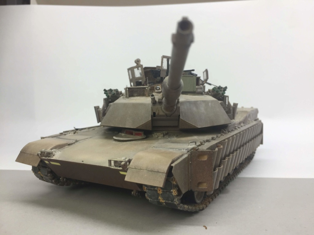 M1A2 Abrams Tusk MENG 1/35 Termine - Page 3 Img_0103