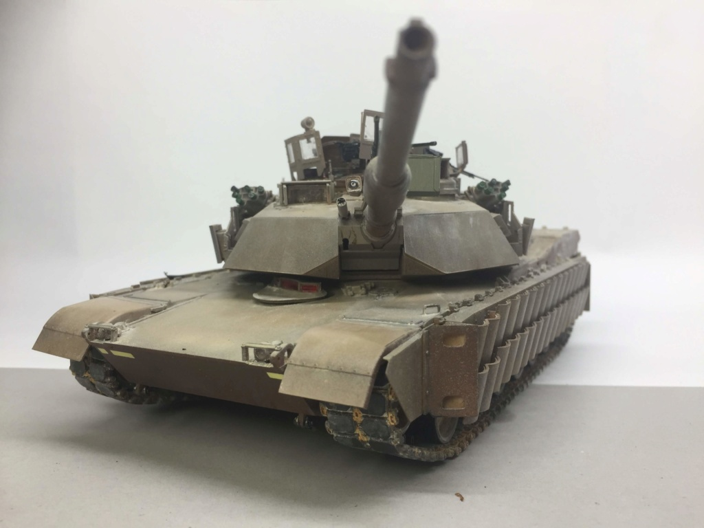 M1A2 Abrams Tusk MENG 1/35 Termine - Page 3 Img_0104