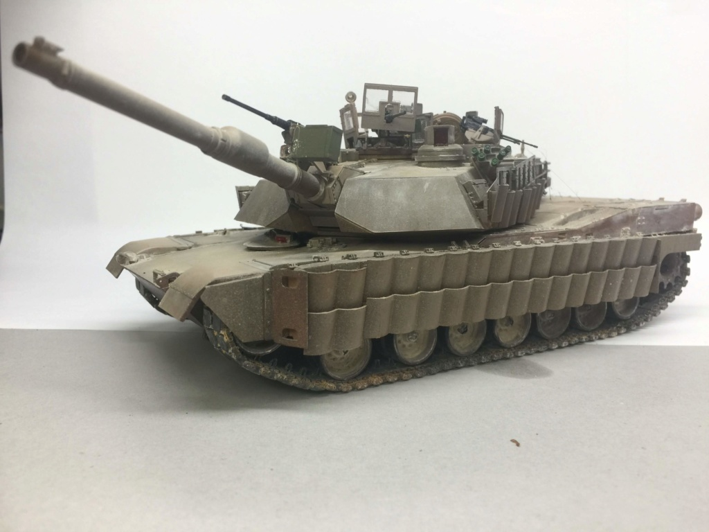 M1A2 Abrams Tusk MENG 1/35 Termine - Page 3 Img_0105