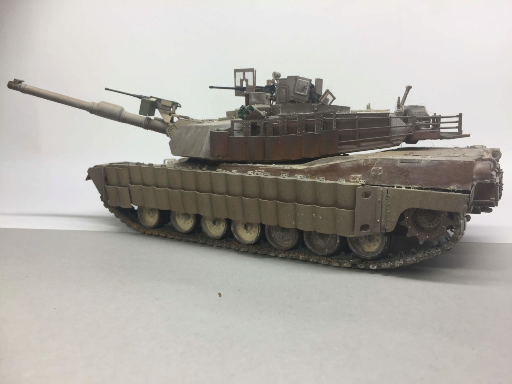 M1A2 Abrams Tusk MENG 1/35 Termine - Page 3 Img_0106