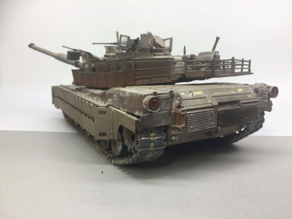 M1A2 Abrams Tusk MENG 1/35 Termine - Page 3 Img_0107