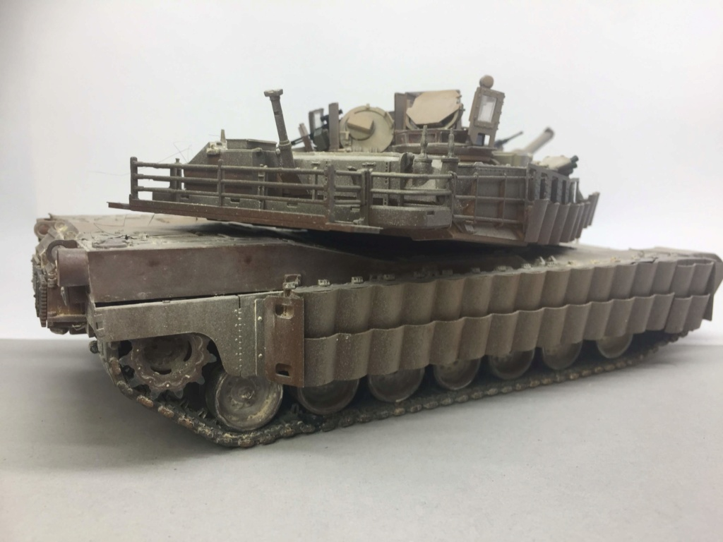 M1A2 Abrams Tusk MENG 1/35 Termine - Page 3 Img_0134