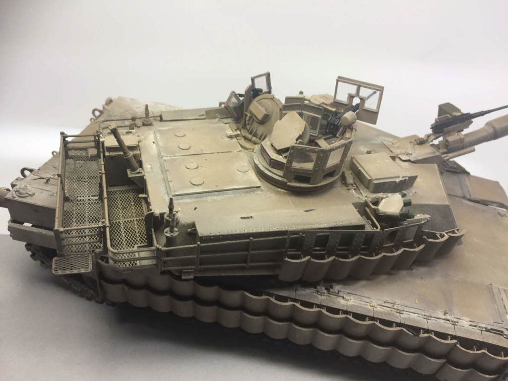 M1A2 Abrams Tusk MENG 1/35 Termine - Page 3 Img_0135