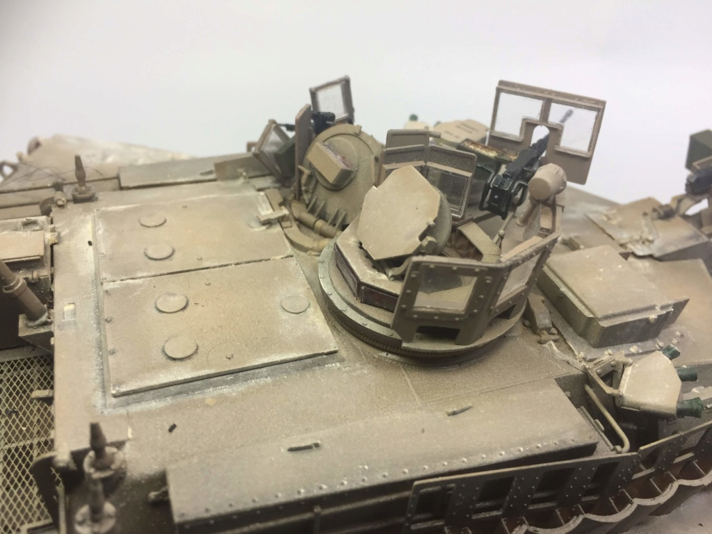 M1A2 Abrams Tusk MENG 1/35 Termine - Page 3 Img_0137